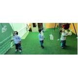procuro por berçário escola Vila Parque São Jorge
