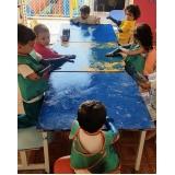 procuro por pré escola meio período Vila Canero
